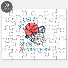 King Of The 3 Pointers Puzzle