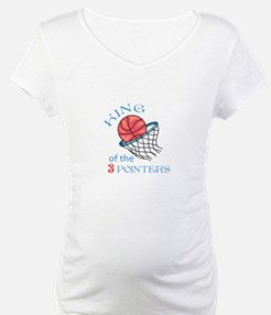 King Of The 3 Pointers Shirt