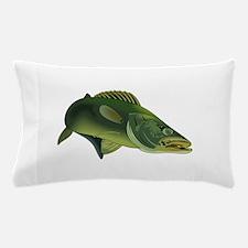 WALLEYE FISH Pillow Case