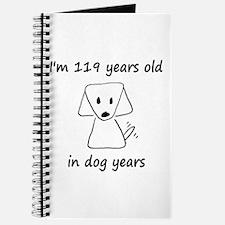 17 dog years 2 Journal