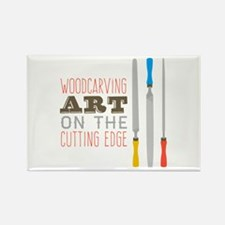 Art on the Edge Magnets