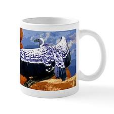 Vulture Spirit Guide Mugs