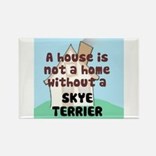 Skye Home Rectangle Magnet