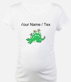 Custom Dinosaur And Children Shirt