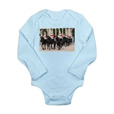 Royal Household Cavalry, London, England Body Suit