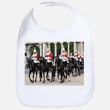 Royal Household Cavalry, London, England Bib