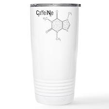 Cute Caffeine Travel Mug