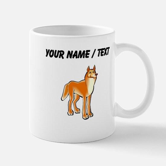 Custom Dingo Mugs