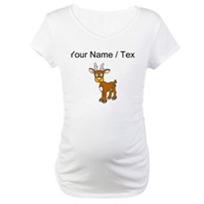 Custom Cartoon Deer Shirt
