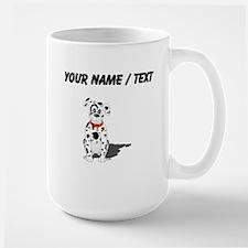 Custom Dalmatian Mugs