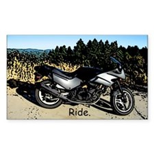 Ride Mountains Decal