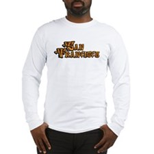 San Francisco Block Long Sleeve T-Shirt