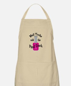 THE FINAL TOUCH Apron