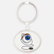 OPTOMITRIST EYE Keychains