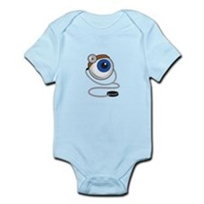 OPTOMITRIST EYE Body Suit