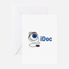 I DOC Greeting Cards
