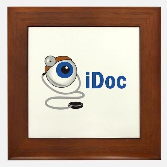 I DOC Framed Tile