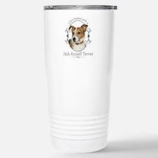 Life's Better Terrier Travel Mug