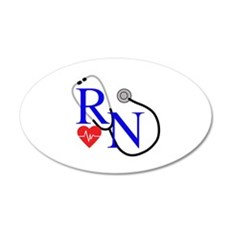 RN FULL FRONT Wall Decal