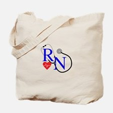 RN FULL FRONT Tote Bag