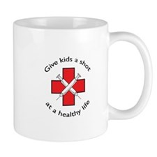 GIVE KIDS A SHOT Mugs