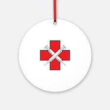 MEDICAL SHOTS Ornament (Round)