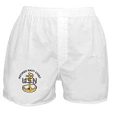 Cute Navy Boxer Shorts