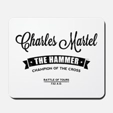 Charles Martel Mousepad
