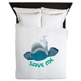 Beluga Queen Duvet Covers