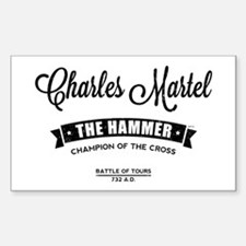 Charles Martel Decal