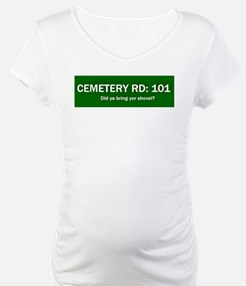 Cemetery Road 101 Shirt