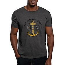 RETIREDNAVYCHIEF T-Shirt