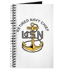 Cute Dad navy Journal