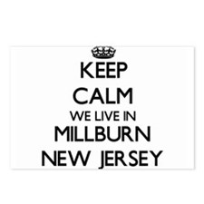 Keep calm we live in Mill Postcards (Package of 8)