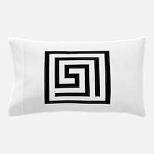 GREEK KEY SQUARE Pillow Case
