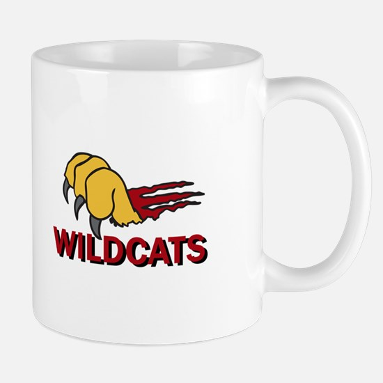 WILDCATS CLAW Mugs