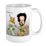 G Tsoukalos Large Mug Mugs