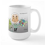 Dr Michio Kaku Large Mug Mugs