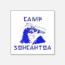 CampSohcahtoa2 Sticker