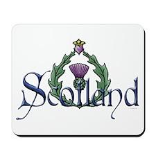 Scotland: Thistle Mousepad