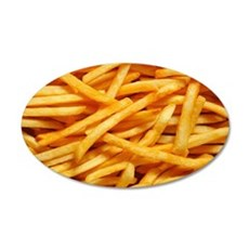 Fries Wall Decal