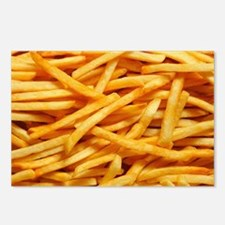 Fries Postcards (package Of 8)