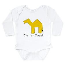 Unique Camel cigarettes Long Sleeve Infant Bodysuit