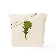 Baby Lizard Tote Bag