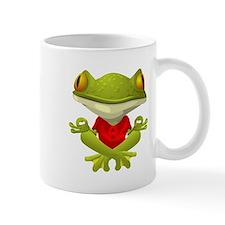 Yoga Frog Mug
