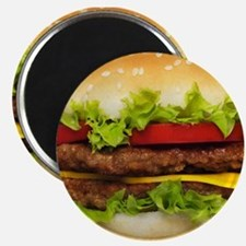 Burger Me Magnets