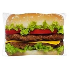 Burger Me Pillow Case