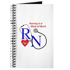 WORK OF HEART Journal