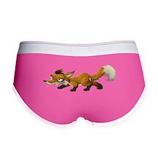 Red Fox Women's Boy Brief