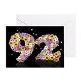 92nd birthday Greeting Cards